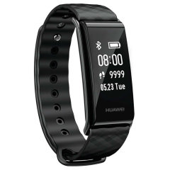 The Huawei Colour Band, monitors your heart rate, captures steps, burned calories, elevation climbed and distance traveled. Syncing to your smartphone or tablet, you will discover your data put into perspective.