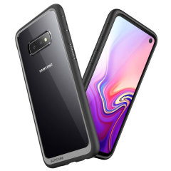 Shield your Samsung Galaxy S10e from drops, scratches, scrapes and other damage with the UB Style case from i-Balson in Black. This case offers superb military grade protection while adding virtually no extra bulk or weight to your device!