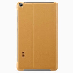 Protect your Huawei Tablet with the Flip cover in brown. Keeping our Huawei safe whilst still maintaining its Elegant and classy look.