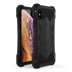 Full cover rugged protection for your iPhone XS / X with the Olixar Titan Armour 360 case. Featuring a triple layer shock resistant design and a built in screen protector, to prevent any possible damage.