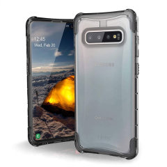UAG Plyo Samsung Galaxy S10 Plus Protective Case- Ice