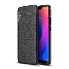 For a touch of premium, minimalist class, look no further than the Attache case for the Xiaomi Mi 8 Pro from Olixar. Lending flexible, durable protection to your device with a smooth, textured leather-style finish.