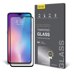 This ultra-thin tempered glass screen protector for the Xiaomi Mi 9 from Olixar offers toughness, high visibility and sensitivity all in one package.
