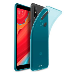 Custom moulded for the Xiaomi Mi 8 Pro Case, this solid blue FlexiShield case by Olixar provides slim fitting and durable protection against damage.