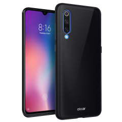 Custom moulded for the Xiaomi Mi 9, this solid black FlexiShield case by Olixar provides slim fitting and durable protection against damage.