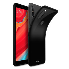 Custom moulded for the Xiaomi Mi 8 Explorer Case, this solid black FlexiShield case by Olixar provides slim fitting and durable protection against damage.