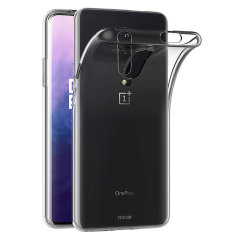 Custom moulded for the OnePlus 7 Pro, this 100% clear Ultra-Thin case by Olixar provides slim fitting and durable protection against damage