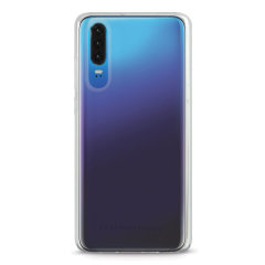 This No.1 Case Forty four clear case for the Huawei P30 offers excellent protection while maintaining your device's sleek lines. As an official product, it is designed specifically for the Huawei P30 and allows full access to buttons and ports.