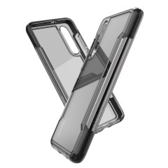 X-Doria Defense Clear for Huawei P30  Case - Black