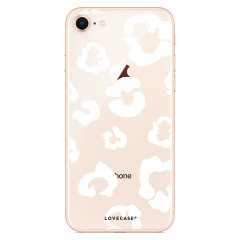Take your iPhone 8 to the wild side with this leopard print phone case from LoveCases. Cute but protective, the ultra-thin case provides slim fitting and durable protection against life's little accidents.