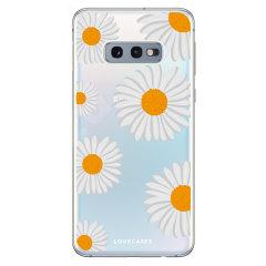 Geef je Samsung Galaxy S10e een verversing voor de zomer met deze hoes van LoveCases. Leuk maar toch beschermend, de ultradunne hoes biedt een slank passende en duurzame bescherming tegen kleine ongelukjes in het leven.