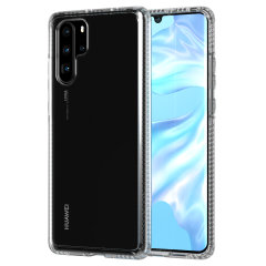 Tech21 Pure Clear case allows you to flaunt the natural beauty of your Huawei P30 Pro, while keeping it well protected from scratches, bumps and drops of up to 10ft. It also offers an ulta-thin and lightweight design, which looks good in any setting.
