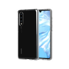 Protect your Huawei P30 and keep it looking as good as new with the Pure Tint case in clear by Tech21. Despite being ultra-thin and lightweight, the case protects your device from drops of up to 10 feet!