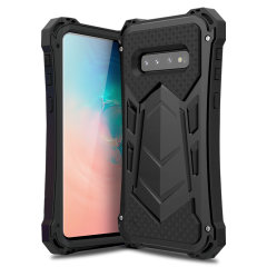 Olixar Titan Armour 360 Protective Samsung Galaxy S10  Plus - Gunmetal