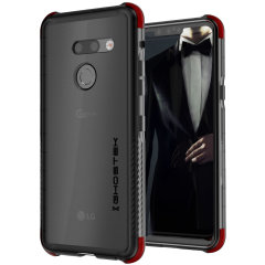Ghostek Covert 3 LG G8 Case - Black