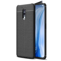 For a touch of premium, minimalist class, look no further than the Attache case from Olixar for the Oppo Reno. Lending flexible, durable protection to your device with a smooth, textured leather-style finish, this case is the last word is style and class.