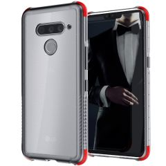 Custom molded for the Covert 3 LG V50 ThinQ, Ghostek tough case in black provides a slim fitting, stylish design and reinforced corner protection against shock damage, keeping your device looking great at all times.