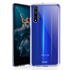 Olixar Ultra-Thin Huawei Honor 20 Gel Case - 100% Clear