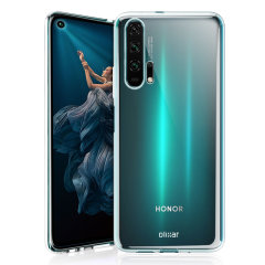 Custom moulded for the Huawei Honor 20 Pro, this 100% clear Ultra-Thin case by Olixar provides slim fitting and durable protection against damage.
