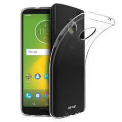 Custom moulded for the Motorola Moto E5 Surpa, this 100% clear Ultra-Thin case by Olixar provides slim fitting and durable protection against damage.