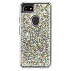 The Twinkle case from Case-Mate combines all-round protection, with a beautiful iridescent glitter design. This case will make your Google Pixel 3a XL pop, while still remaining fully functional and protected.