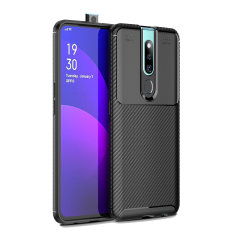 Olixar Carbon Fibre case is a perfect choice for those who need both the looks and protection! A flexible TPU material is paired with an eye-catching carbon print to make sure your Oppo F11 Pro is well-protected and looks good in any situation.