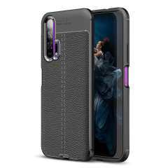 For a touch of premium, minimalist class, look no further than the Attache case from Olixar. Lending flexible, durable protection to your Huawei Honor 20 Pro with a smooth, textured leather-style finish, this case is the last word is style and class.