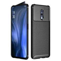 Olixar Carbon Fibre case is a perfect choice for those who need both the looks and protection! A flexible TPU material is paired with an eye-catching carbon print to make sure your Oppo Reno 5G is well-protected and looks good in any situation.