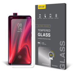 This ultra-thin tempered glass screen protector for the Xiaomi Redmi K20 Pro from Olixar offers toughness, high visibility and sensitivity all in one package.
