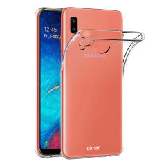 Olixar Ultra-Thin Samsung Galaxy A20 Case - 100% Clear