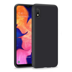 Custom moulded for the Samsung Galaxy A10e, this black soft silicone case from Olixar provides excellent protection against damage as well as a slimline fit for added convenience.