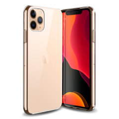 This ultra-thin 100% transparent gel case from Olixar provides a very slim fitting design, which adds no additional bulk to your iPhone 11 Pro. Offering durable protection against damage, while revealing the beauty of your phone from within.