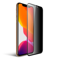 Protection d'écran iPhone 11 Pro Max Olixar avec Filtre confidentiel
