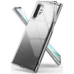Protección para la parte trasera y los laterales del Samsung Galaxy Note 10 Plus gracias a esta increíble funda Rearth Ringke Air.
