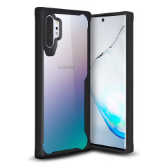 Perfect for Samsung Galaxy Note 10 Plus 5G owners looking to provide exquisite protection that won't compromise Samsung's sleek design, the NovaShield from Olixar combines the perfect level of protection in a sleek and black bumper package.
