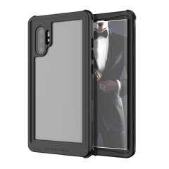 Shield your Galaxy Note 10 Plus on both land and at sea with the extremely tough, yet incredibly stylish Nautical 2 Waterproof case from Ghostek in black. Protecting your Galaxy Note 10 Plus from depths of up to 1 meter for up to 30 minutes.