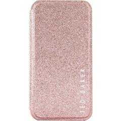 Parfaitement ajustée à votre iPhone 11 et dotée d'une superbe finition pailletée en coloris rose, la coque à rabat Ted Baker Folio Glitsie protège et donne un style élégante à votre smartphone.