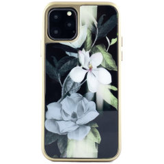 Form-fitting, glass inlay design and bulk-free, the Opal case for iPhone 11 Pro Max from Ted Baker sports an ethereal, otherworldly floral aesthetic while also offering superlative protection for your device from drops, scrapes and other damage.