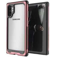 Equip your new Samsung Galaxy Note 10 Plus 5G with the most extreme and durable protection around! The Pink Ghostek Atomic provides rugged drop and scratch protection whilst keeping the phone slim.