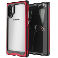Equip your new Samsung Galaxy Note 10 Plus 5G with the most extreme and durable protection around! The Red Ghostek Atomic provides rugged drop and scratch protection whilst keeping the phone slim.
