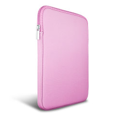"The Olixar universal neoprene pink sleeve is a slim, form-fitting and extremely durable case for your 9-10"" tablet. With a unique, sleek and stylish design."