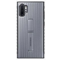 Esta funda oficial Protective Stand Cover es el accesorio perfecto para el Samsung Galaxy Note 10 Plus 5G
