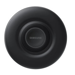 Charge your wireless compatible Samsung devices  quickly with the official fast wireless charging pad in black - EP-P3105. Spend less time waiting around for your phone to charge with this official Samsung fast wireless charging stand.
