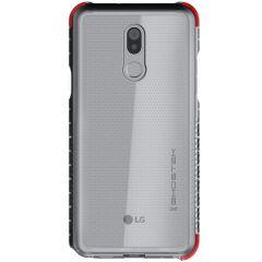 Fabriquée sur mesure pour LG Stylo 5, la coque Ghostek Covert 3 en coloris black offre un design élégant ainsi qu'une protection renforcée à votre smartphone, notamment au niveau des coins. Votre appareil conserve son look tout en étant protégé des dangers occasionnels du quotidien.