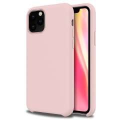 Custom moulded for the iPhone 11 Pro Max, this Pastel Pink soft silicone case from Olixar provides excellent protection against damage as well as a slimline fit for added convenience.