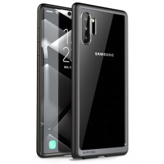 Shield your Samsung Galaxy Note 10 from drops, scratches, scrapes and other damage with the UB Slim Clear case from i-Blason in Black. This case offers superb military grade protection while adding virtually no extra bulk or weight to your device!