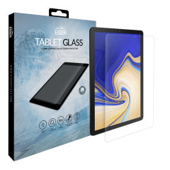 Introducing the ultimate in screen protection for the Samsung Tab S6, the 2.5D Glass by Eiger is made from premium real tempered glass with rounded edging and anti-shatter glass for a perfect fit and ultimate protection for you Tab S6.