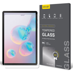 This ultra-thin tempered glass screen protector for the Samsung Galaxy Tab S6 from Olixar offers toughness, high visibility and sensitivity all in one package.