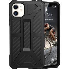 La funda Urban Armour Gear Monarch para el iPhone 11 es, probablemente, una de las fundas más protectoras del mercado. Está fabricada con 5 capas de protección, con lo que su smartphone estará seguro.