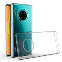 Olixar Ultra-Thin Huawei Mate 30 Pro Case - 100% Clear
